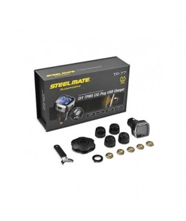 STEELMATE TPMS TP-77E (Tire Pressure Monitoring system)