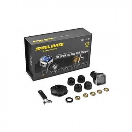 STEELMATE TPMS TP-77E (Tire Pressure Monitoring system)