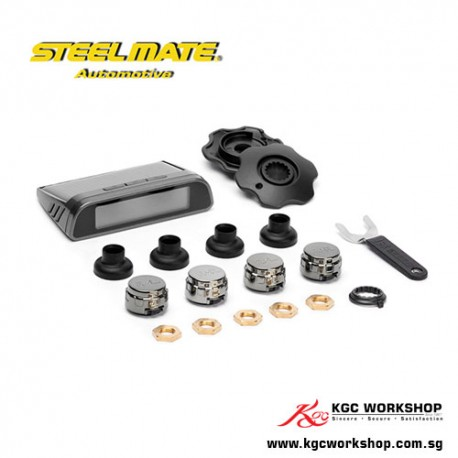 Steelmate TP-S3 (Tire Pressure Monitoring system)