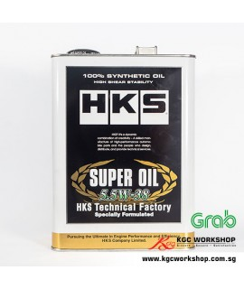 HKS Super Oil 5.5W38