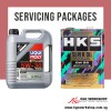 Servicing Packages