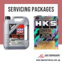 KGC Workshop Servicing Packages